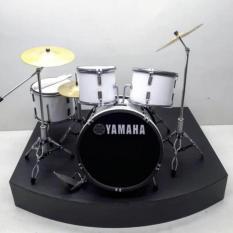 Miniatur Drum Yamaha Putih Exclusive