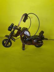 Miniatur Harley Kayu/Mainan Anak Dari Kayu