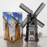 Jual Miniatur Netherlangish Windmills Kincir Belanda Besar Baru