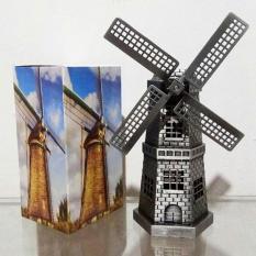 Harga Miniatur Netherlangish Windmills Kincir Belanda Besar Branded
