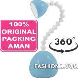 Diskon Miniso Eye Protection Lamp Hsd9028A Lampu Meja Bisa Putar 360° Blue Miniso Di Dki Jakarta