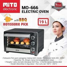 Mito Electric Oven - MO-666