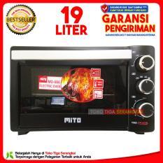 Mito Oven Listrik 19 Liter MO-666