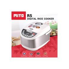 Ulasan Lengkap Mito R5 Digital Rice Cooker 8 In 1 2 Liter