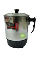 Spek Mitsaki 14Cm Pemanas Air Mug Teko Panci Listrik Stainless Steel Electric Heating Cup 190W