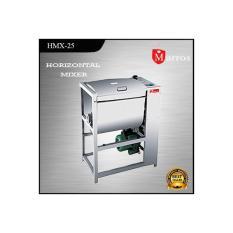 Mixer Pengaduk Adonan Horizontal Kapasitas 25 KG Fomac HMX-25