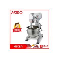 Mixer Roti 30 Liter / 7 Kg Adonan ASTRO B30