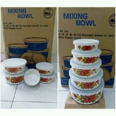 Kado Unik-- MIXING BOWL MASPION 5 SUSUN / RANTANG MASPION SET 5