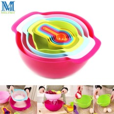 Mixing Bowl Set 10 Pcs By Henns.