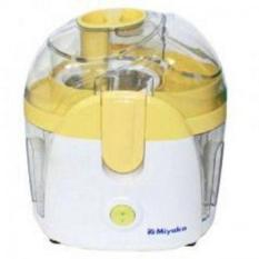 Miyako Je-607 Juicer - Putih/Kuning - Xvkizg