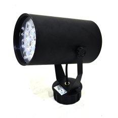 Miyalux MY5012 LED Spotlight 12 Watt - Lampu Sorot LED 12 Watt - Hitam