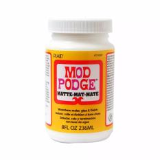 Mod Podge Matte 8 Oz - 236ml By Fileshop.