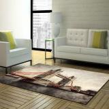 Jual Modern Dustproof Floor Mat Anti Slip Mudah Dicuci Dicetak Ruang Tamu Mat Ramah Lingkungan Kamar Mandi Karpet 50 Cm X 80 Cm Intl Oem