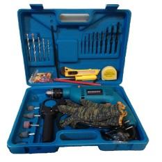 Modern Impact Drill 13mm set / Mesin Bor Impak 13mm Modern ser M-2310 B