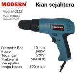 Beli Modern M 2122 Mesin Bor Obeng Bor Screwdriver Drill Online Terpercaya