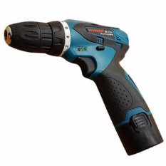 Modern Mesin Bor Baterai Cas / Cordless Drill M-12V - 2pcs Baterai