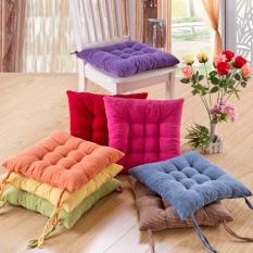 Modern Thickening Chair Pad Fashion Chair Seat Cushions Colorful Cotton Mat Car Seat Cushion Cheap Chair Cojines Decorativos