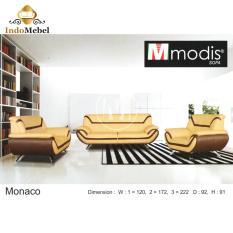 Modis Sofa - Monaco 1 Person (Khusus Kota Medan saja + Free Ongkir)