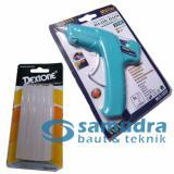 Berapa Harga Mollar Glue Gun 20 Watt Biru Dextone 1 Pak Refill Stick Lem Tembak Mollar Di Jawa Barat
