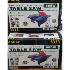 MOLLAR Mesin Gergaji Meja / Table Circular Saw 8
