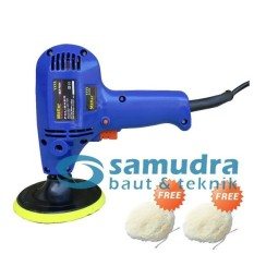 MOLLAR P5500 & 2 Wol Polisher Mesin Poles Mobil Variable Speed