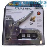 Spesifikasi Mollar Staple Gun Serbaguna Staples Tembak Bonus Isi Hekter 3 In 1 Baru