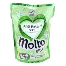 Toko Molto Ultra Anti Bacterial Pouch 1800 Ml Termurah