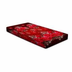 Jual Monalisa Disperse Sarung Kasur Tulip Merah Uk 90 T 15 Ori