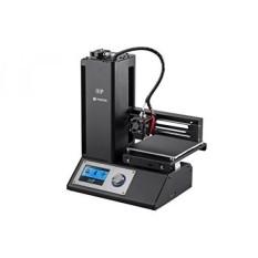 Monoprice Select Mini 3D Printer dengan Pembuatan Dipanaskan Plate, Termasuk Micro Sd Kartu dan Sampel PLA Filamen-121711-hitam-Internasional