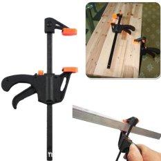Beli Moonar 4 Inch Plastik Keras Grip Alat Cepat Rilis Woodworking Clamp Yang Bagus