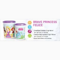 Moorlife Brave Princess Felice / Toples Susu