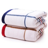Review Toko Mooxury Bath Towel 140 X 70 Cm Fast Drying Cotton 100 2 Pieces Set Intl