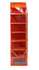 Diskon Moreniq Hanging Shoes Jumbo Zipper 7 Susun Hsjz B Orange Branded
