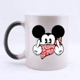 Promo Toko Morphing Mugs Heat Reveal Ceramic Coffee Mug 11 Ounce(320Ml) Intl
