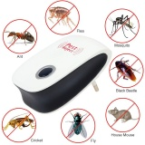 Beli Nyamuk Pembunuh Elektronik Multi Purpose Ultrasonic Pest Repeller Menolak Mendukung Tikus Tikus Repellent Anti Rodent Bug Tolak Ect Eu Plug Di Tiongkok