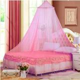 Jual Mosquito Net Kelambu Anti Nyamuk Kamar Tidur Pink Grosir
