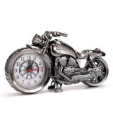 Jual Bentuk Sepeda Motor Jam Alarm Kreatif Retro Hadiah Warna 2 Intl Ori