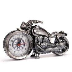 Diskon Bentuk Sepeda Motor Jam Alarm Kreatif Retro Hadiah Warna 2 Intl Oem