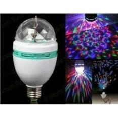 Spesifikasi Ms 350 Lampu Disco Sensor Suara Bohlam Led Berputar Warna Warni Merk Universal