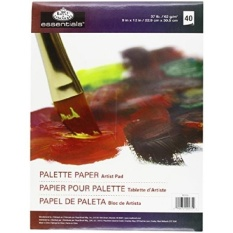 MStore Royal Langnickel Disposable Palette Paper 9X12