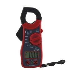 MT87 Portabel Berguna LCD Digital Clamp Meter Multimeter Voltmeter Tegangan Listrik Tester