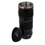 Jual Cepat Mug Lensa Canon Stainless Hitam