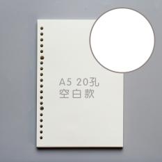 Muji B5 A5 Sederhana Lepas Catok Notepad Diskon Tiongkok