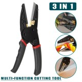 Jual Multi Cut 3 In 1 Pliers Power Cut Cutting Tool With Built In Wire Rope Cutter Intl Branded