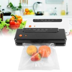 Beli Multi Fungsi Vacuum Sealer Otomatis Vacuum Sealing System Membuat Makanan Segar Black Eu Plug Intl Murah Tiongkok