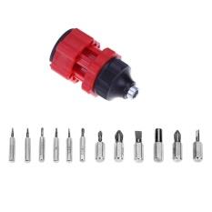 Dapatkan Segera Multi Purpose Screwdriver Set Electric Screwdriver Bits Repair Tool Intl