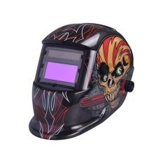 Harga Multifungsi Auto Menjadi Gelap Pelindung Welding Helmet Masker Perlindungan Ir Intl Fullset Murah