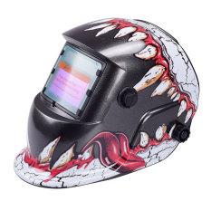 Multifungsi Auto Menjadi Gelap Helm Las Ir Protection Shackle Skeleton4-Intl By Bokeda Store.