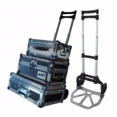 Review Pada Multifunction Folded Trolley Troli Lipat Serbaguna Hand Trolley