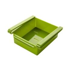 Multifungsi Laci Geser Lemari Es Segar Kotak Penyimpanan